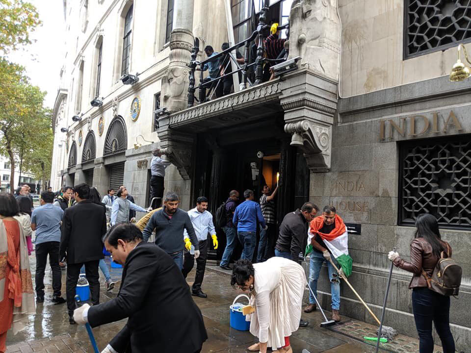cleaning embassy 2